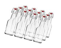 Chef's Star CASE OF 12 - 16 oz. EASY CAP Beer Bottles -