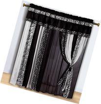 Chezmoi Collection Black and White Micro Fur Zebra with