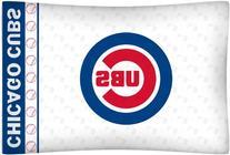 Chicago Cubs Micro Fiber Standard Pillow Case from Kentex