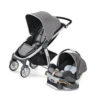 Chicco Bravo Trio Travel System, Lilla