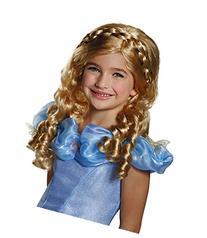 Child Cinderella Movie Wig One Size