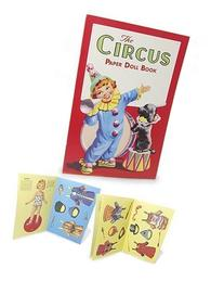 Circus Paper Doll Book