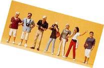 City Sightseers  HO Scale Preiser Models