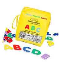 Classic Collection Of 100 Wooden, Magnetic Letters - 1 Upper