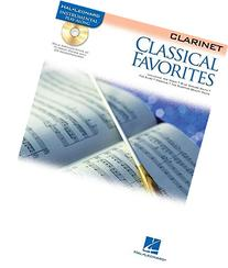 Classical Favorites for Clarinet