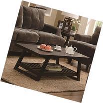 Coaster Home Furnishings 701868 Casual Coffee Table,