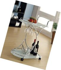 Coaster Home Furnishings Modern Contemporary Mobile Serving