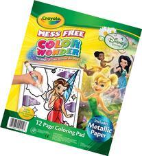 Color Wonder Disney Fairies Coloring Pad