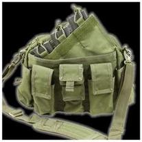 Condor Outdoor: Tactical Response Bag w/ Universal Holster