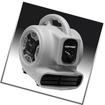 Contair FLO800GY Flow High Velocity Powerful Air Mover