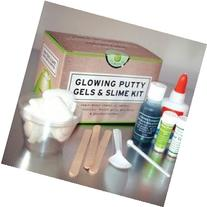Copernicus Glowing Putty Gels and Slime Kit, For Ages 10 and