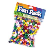 Cousin Fun Packs 700-Piece Rainbow Pony Beads