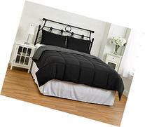Cozy Beddings 3-Piece Lightweight Reversible Down