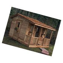 Cozy Cabin Cedar Playhouse