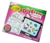 Crayola Dry Erase Hello Kitty Clings