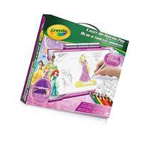 Crayola Light Up Tracing Pad Pink Searchub