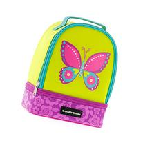 Crocodile Creek Eco Kids Butterfly Insulated Two Compartment