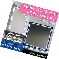 Crystal Vision Make up Mirror LED Light Kit Provided by