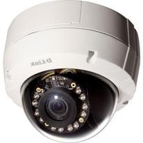 D-Link - Full HD WDR Outdoor Dome Cam
