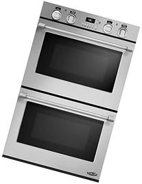 "DCS WODV30 30"" Stainless Steel Electric Double Wall Oven -"