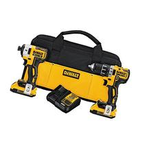 DEWALT DCK283D2 MAX XR Lithium Ion Brushless Compact Drill/