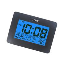 DYKIE RS8725A Digital Wall Alarm Clock with Date Week and