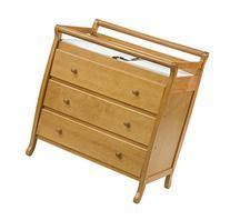 DaVinci Emily 3 Drawer Changer Dresser, Honey Oak