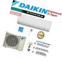 Japanese Daikin Ductless Inverter Air Conditioner /High
