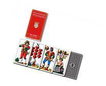"Dal Negro: ""Saltzburger Spilencarten"" Traditional deck of"