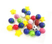 Dazzling Toys Novelty Assorted Squeeze Ball - 25 Pack