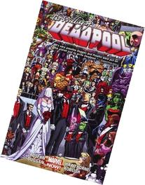 Deadpool Volume 5: Wedding of Deadpool