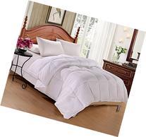 DelbouTree Down Alternative Comforter, Ultra Warmth