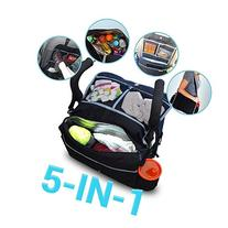 Deli Multifunctional Waterproof Baby Stroller Storage