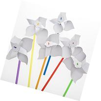 Design Your Own Paper Pinwheels