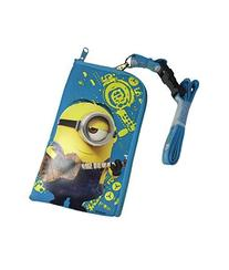 Despicable Me Minion ID Holder Lanyard - Baby Blue by