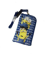 Despicable Me Minion ID Holder Lanyard - Blue