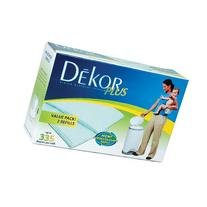 Diaper Dekor Plus, Biodegradable, Refills 2 ea