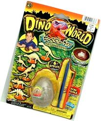 Dino World Triceratops Fossil Kit