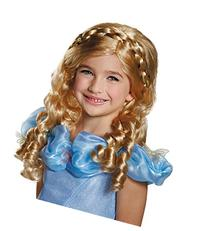 Disguise Costumes Cinderella Movie Child Wig