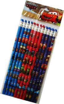 Disney Cars Pencils 12ct