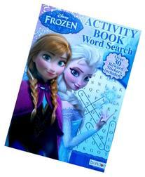 Disney Frozen Activity Book