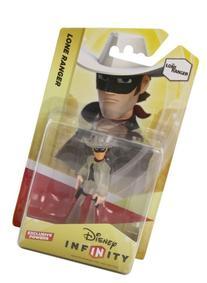 Disney Infinity, Exclusive Figure, Crystal Lone Ranger