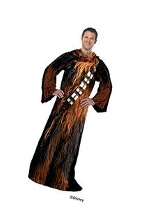"Disney's Star Wars, ""Being Chewie"" Adult Comfy Throw Blanket"