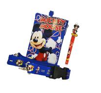Disney Mickey Lanyard with Coin Purse with Pen