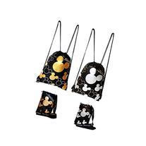 Disney Mickey Mouse Drawstrings & Lanyards 4 Pack