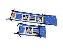 Disney Mickey Traditional Padded Bumper, Go Mickey