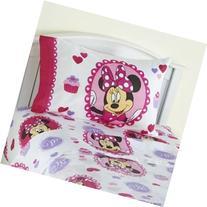 "Disney Minnie Mouse Bowtique Sweet Treats 39"" x 75""  Twin"