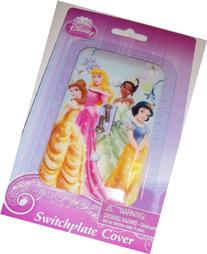 Disney Princess Light Switch Cover Plate