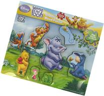 Disney Winnie the Pooh Chunky Wood Puzzle