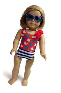 Doll Clothes Fits American Girl Doll and Other 18 Inch Dolls